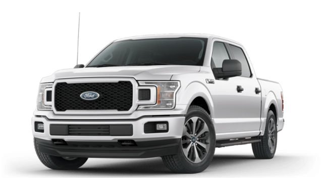 2019 Ford F-150 STX Truck SuperCrew Cab in